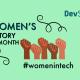 Women in Tech - History Month